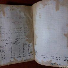 Manuscritos antiguos: FÓRMULAS ANTIGUAS PARA LA FABRICACIÓN DE PERFUMES. Lote 146634264