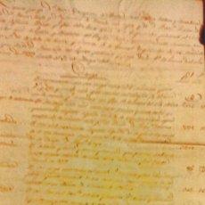 Manuscritos antiguos: CUENTAS TRIBUNAL DE LA INQUISICION Y CONGREGACION DE SAN PEDRO MARTIR 1830. Lote 146859926