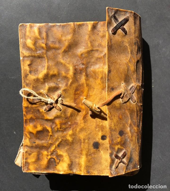 1711 - VÉLEZ-RUBIO - ALMERÍA - MANUSCRITO - HERMANDAD DE NUESTRA SEÑORA DEL CARMEN - PERGAMINO (Coleccionismo - Documentos - Manuscritos)