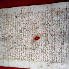 Manuscritos antiguos: MANUSCRITO DE 1782. Lote 153998806