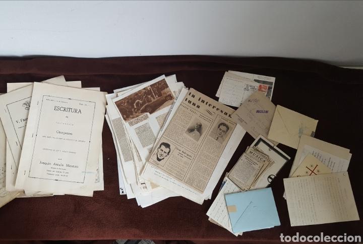 TESTAMENTOS FAMILIA CUYÁS. LES CORTS DE SARRIA. CAN GASPARÓ. MARQUÉS DE ALPENS (Coleccionismo - Documentos - Manuscritos)