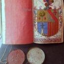 Manuscritos antiguos: (JX-190445)CARTA EJECUTORIA PRIVILEGIO Y GRACIA DE HIDALGUÍA A BALTASAR GARGALLO,FIRMA FELIPE V,1738. Lote 159640506