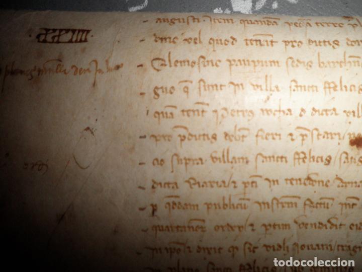 Manuscritos antiguos: CERTIFICADO DE LIMPIEZA DE SANGRE Y LIBERTAD - SEGOVIA AÑO 1816 - CHRISTIANOS VIEJOS·MUY RARO. - Foto 12 - 151482054