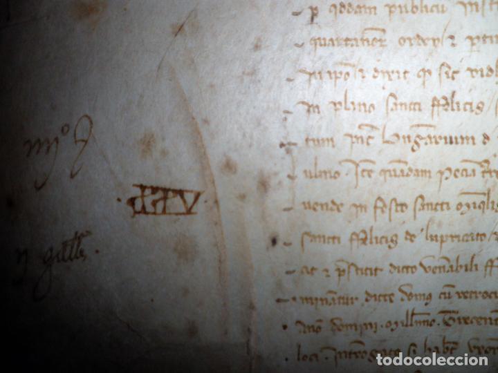 Manuscritos antiguos: CERTIFICADO DE LIMPIEZA DE SANGRE Y LIBERTAD - SEGOVIA AÑO 1816 - CHRISTIANOS VIEJOS·MUY RARO. - Foto 15 - 151482054