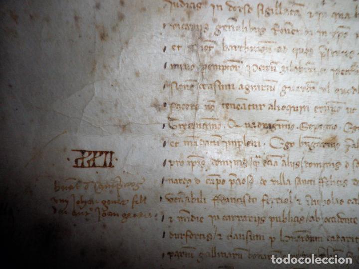 Manuscritos antiguos: CERTIFICADO DE LIMPIEZA DE SANGRE Y LIBERTAD - SEGOVIA AÑO 1816 - CHRISTIANOS VIEJOS·MUY RARO. - Foto 16 - 151482054