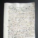 Manuscritos antiguos: AÑO 1778. ASTORGA. LEÓN. DECLARACIÓN Y FIRMA DEAN DE LA IGLESIA DE ASTORGA, D. MIGUEL FDEZ CACHO. Lote 161109330