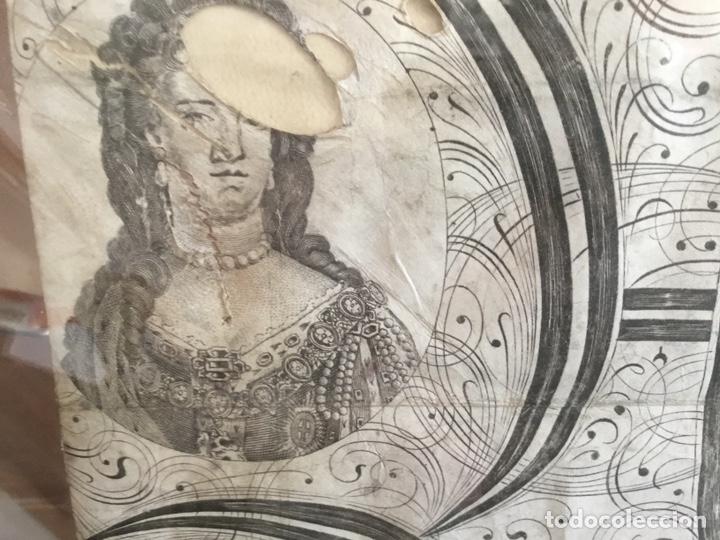 Manuscritos antiguos: Pergamino inglés con escudo real - Foto 3 - 164441804