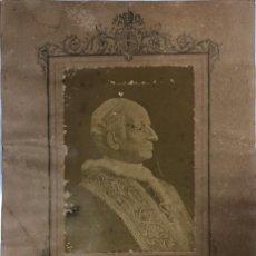 Manuscritos antiguos: PETICION DE COMUNION PARA REMEDIOS TOMASETY DE LOPEZ AL PAPA LEON XIII. AÑO 1899.. Lote 164669818