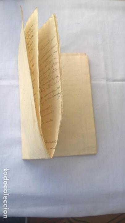Manuscritos antiguos: Dos hojas manuscritas, conteniendo Letanías - - Foto 4 - 164842642
