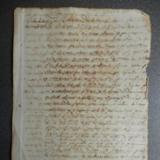 Manuscritos antiguos: LA REINA ORDENA A CAPITANES GENERALES SOBRE PAGO SOLDADOS EN LA ISLA DE CUBA AÑO 1838. Lote 165486086