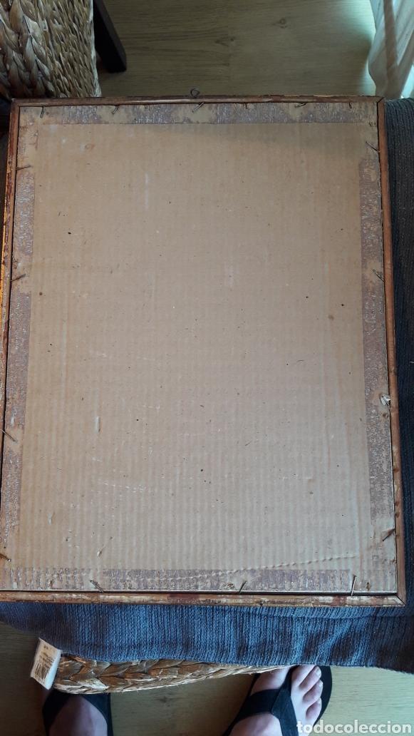 Manuscritos antiguos: AUTÉNTICO PAPEL TIMBRADO 1666-1700 (enmarcado) - Foto 5 - 166635744