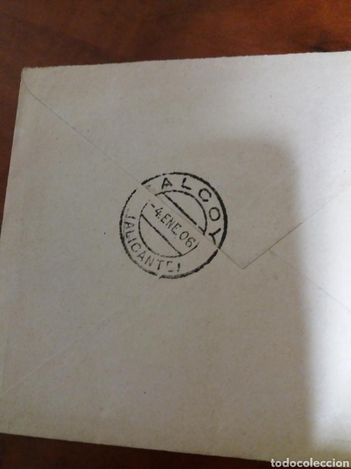 Manuscritos antiguos: José Canalejas Diputado a Cortés por Alcoy Alicante 1906 - Foto 4 - 169030857
