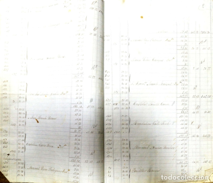 Manuscritos antiguos: ARCOS DE LA FRONTERA. 1885. EXPEDIENTE DE HACIENDA. RELACION DE DEUDORES. - Foto 17 - 169267280