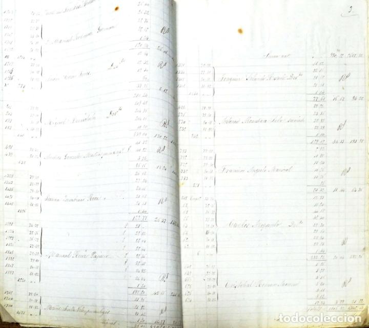 Manuscritos antiguos: ARCOS DE LA FRONTERA. 1885. EXPEDIENTE DE HACIENDA. RELACION DE DEUDORES. - Foto 20 - 169267280