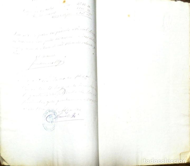 Manuscritos antiguos: ARCOS DE LA FRONTERA. 1885. EXPEDIENTE DE HACIENDA. RELACION DE DEUDORES. - Foto 22 - 169267280