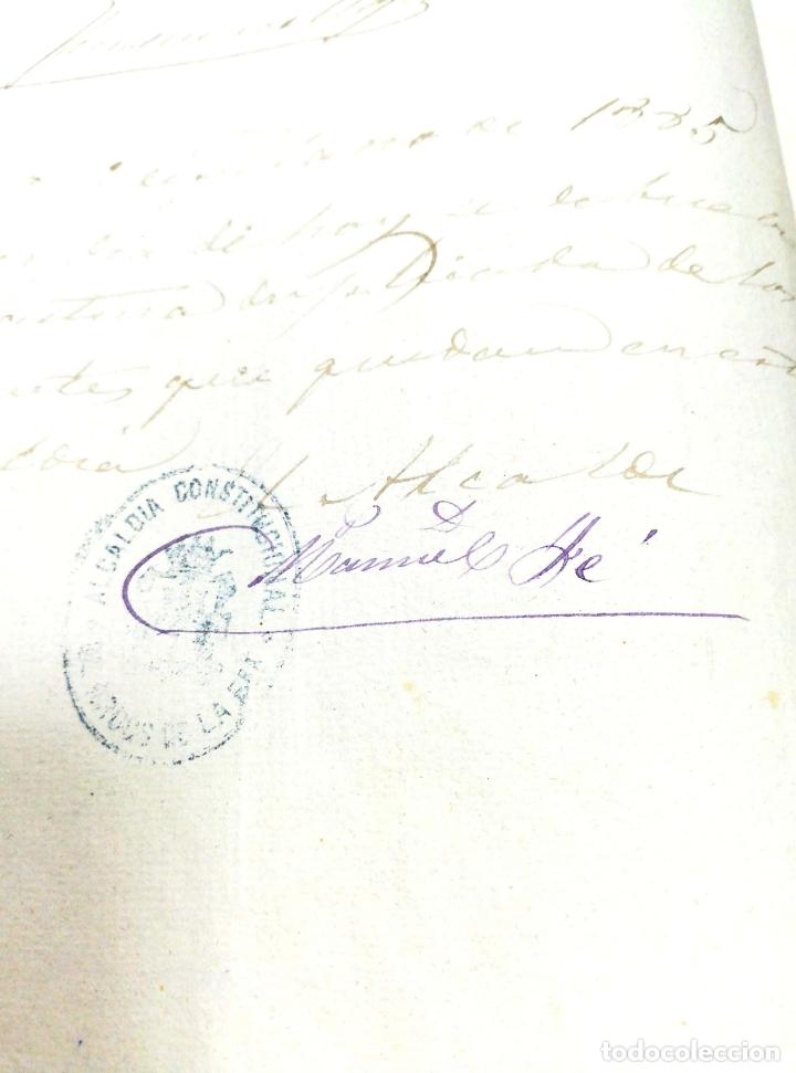 Manuscritos antiguos: ARCOS DE LA FRONTERA. 1885. EXPEDIENTE DE HACIENDA. RELACION DE DEUDORES. - Foto 33 - 169267280