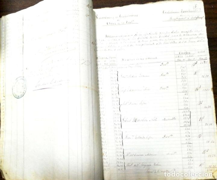 Manuscritos antiguos: ARCOS DE LA FRONTERA. 1885. EXPEDIENTE DE HACIENDA. RELACION DE DEUDORES. - Foto 34 - 169267280