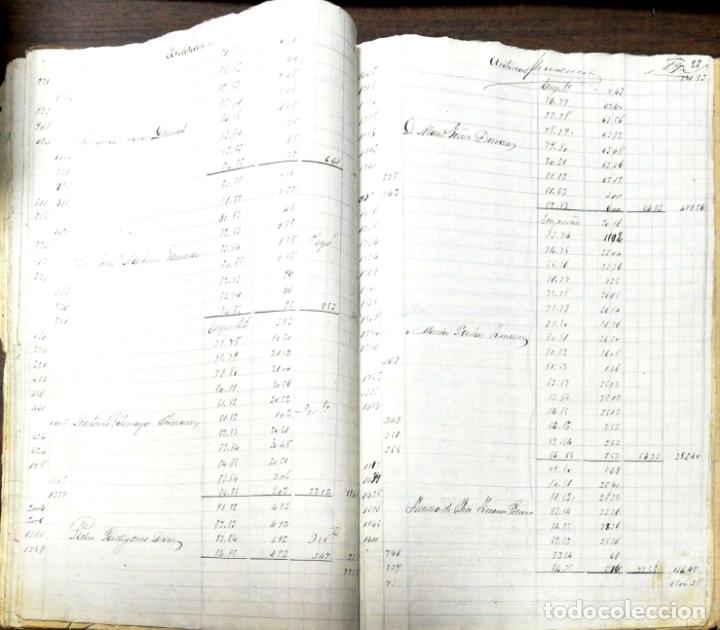 Manuscritos antiguos: ARCOS DE LA FRONTERA. 1885. EXPEDIENTE DE HACIENDA. RELACION DE DEUDORES. - Foto 35 - 169267280