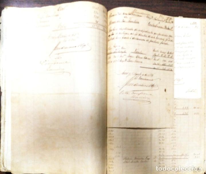 Manuscritos antiguos: ARCOS DE LA FRONTERA. 1885. EXPEDIENTE DE HACIENDA. RELACION DE DEUDORES. - Foto 46 - 169267280