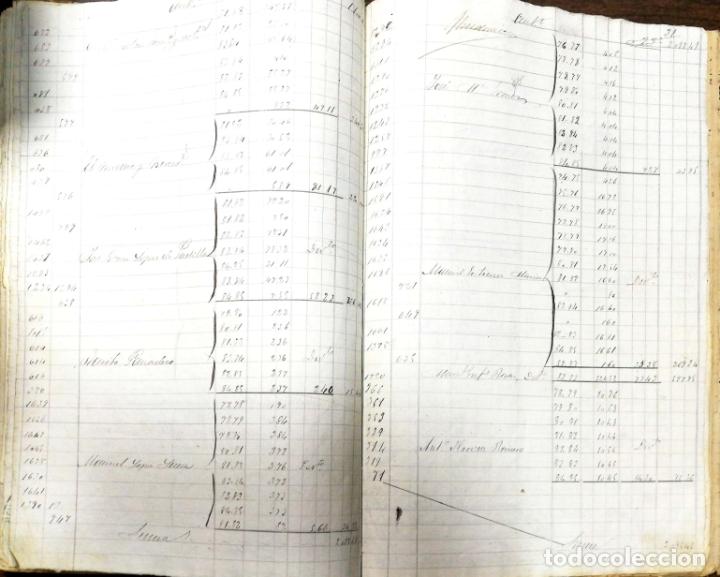 Manuscritos antiguos: ARCOS DE LA FRONTERA. 1885. EXPEDIENTE DE HACIENDA. RELACION DE DEUDORES. - Foto 48 - 169267280