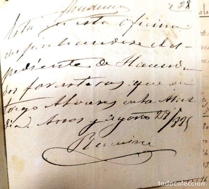 Manuscritos antiguos: ARCOS DE LA FRONTERA. 1885. EXPEDIENTE DE HACIENDA. RELACION DE DEUDORES. - Foto 57 - 169267280