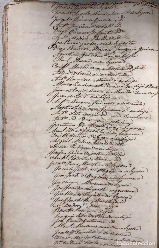 Manuscritos antiguos: ARCOS DE LA FRONTERA, 1869-70. RELACION DE DEUDORES DE LA CONTRIBUCION TERRITORIAL. LISTA TRIMESTRAL - Foto 50 - 169270744
