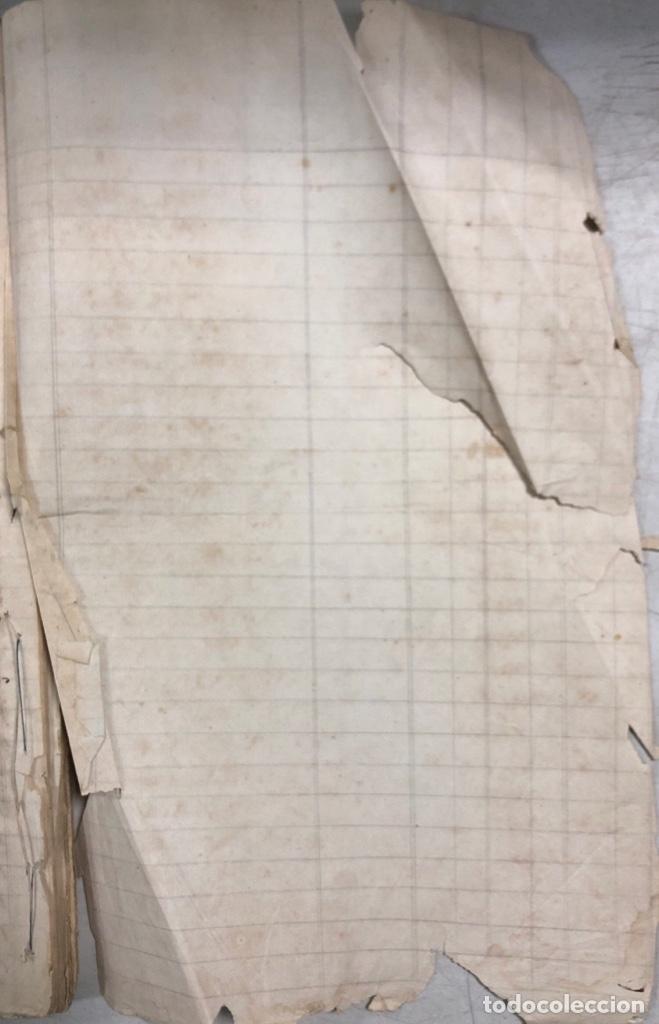 Manuscritos antiguos: ARCOS DE LA FRONTERA, 1869-70. RELACION DE DEUDORES DE LA CONTRIBUCION TERRITORIAL. LISTA TRIMESTRAL - Foto 82 - 169270744