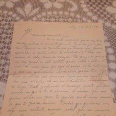 Manuscritos antiguos: LOTE DE ANTIGUAS CARTAS DE 1941. Lote 172021698