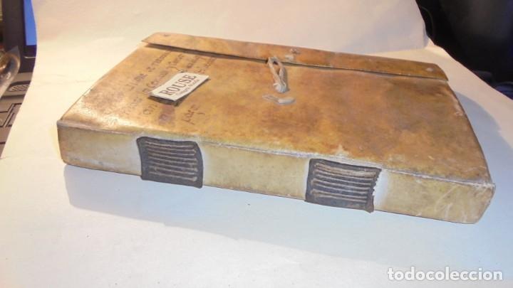 Manuscritos antiguos: ANTIGUO MANUSCRITO LIBRO / LIBRETA BARCELONA / MATARO - VARIOS ESCRITO EN CATALAN - Foto 2 - 172611230