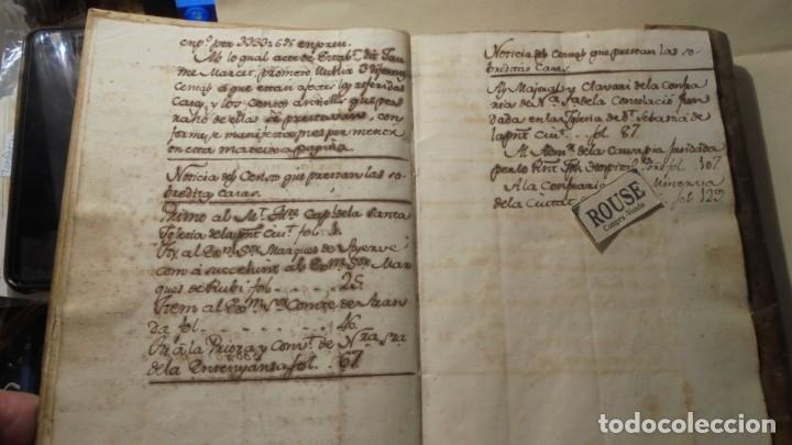 Manuscritos antiguos: ANTIGUO MANUSCRITO LIBRO / LIBRETA BARCELONA / MATARO - VARIOS ESCRITO EN CATALAN - Foto 4 - 172611230