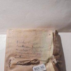 Manuscritos antiguos: ANTIGUO MANUSCRITO LIBRO / LIBRETA - VICH IMPORTANTE AUN QUE EN 1726 -1776 NO SE HAYAN DADO CON LOS . Lote 172614332