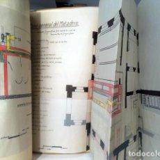 Manuscritos antiguos: PROYECTO DE INSTALACIÓN FRIGORÍFICA DE UN MATADERO… EN UNA LOCALIDAD DE BADAJOZ… (CON ANOTACIONES Y . Lote 176489417