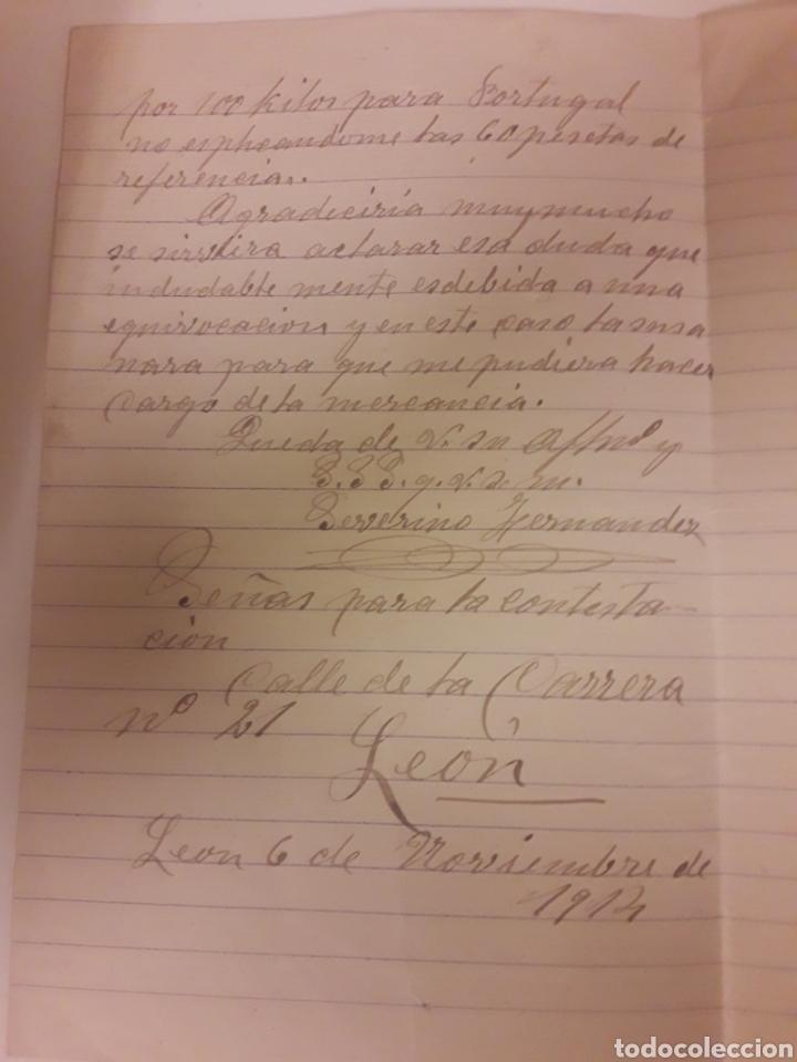 Manuscritos antiguos: Carta manuscrita de 1825 - Foto 4 - 176599687