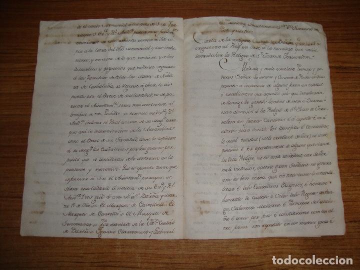 Manuscritos antiguos: PRIVILEGIOS DE CABALLERO A FAVOR DE CIUDADANOS HONRRADOS BARCELONA FERNANDO II CORTES MONZON 1510 - Foto 14 - 179084885