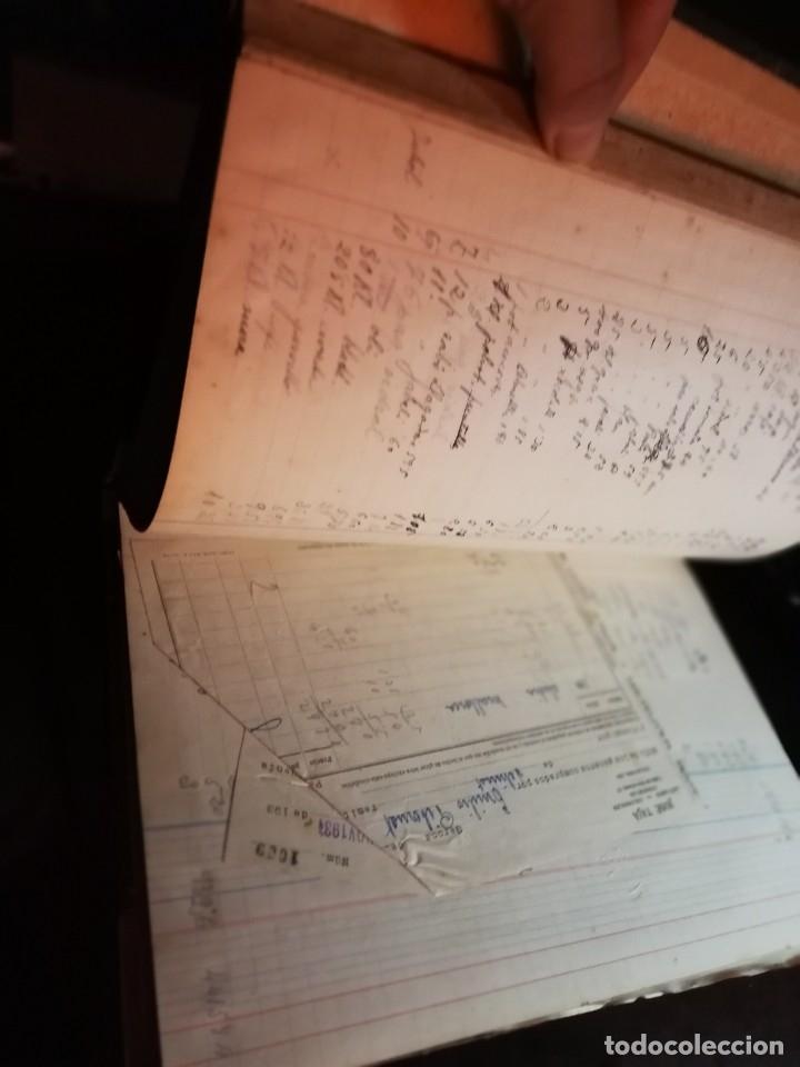Manuscritos antiguos: 4 Diarios manuscritos de Emilio pibernat viader Alcalde en epoca republica de Salt Gerona Girona - Foto 11 - 173917134