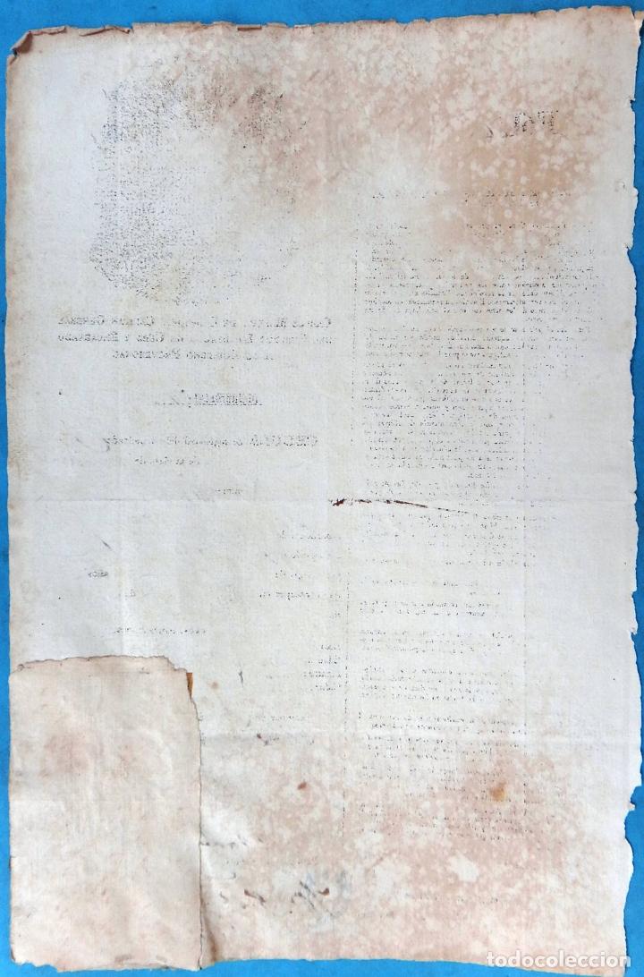Manuscritos antiguos: 2 DOCUMENTOS ESCLAVOS, CARTA DE LIBERTAD Y CEDULA DEL MISMO ESCLAVO FIRMA MANUEL DE CESPEDES CUBA - Foto 8 - 181584623