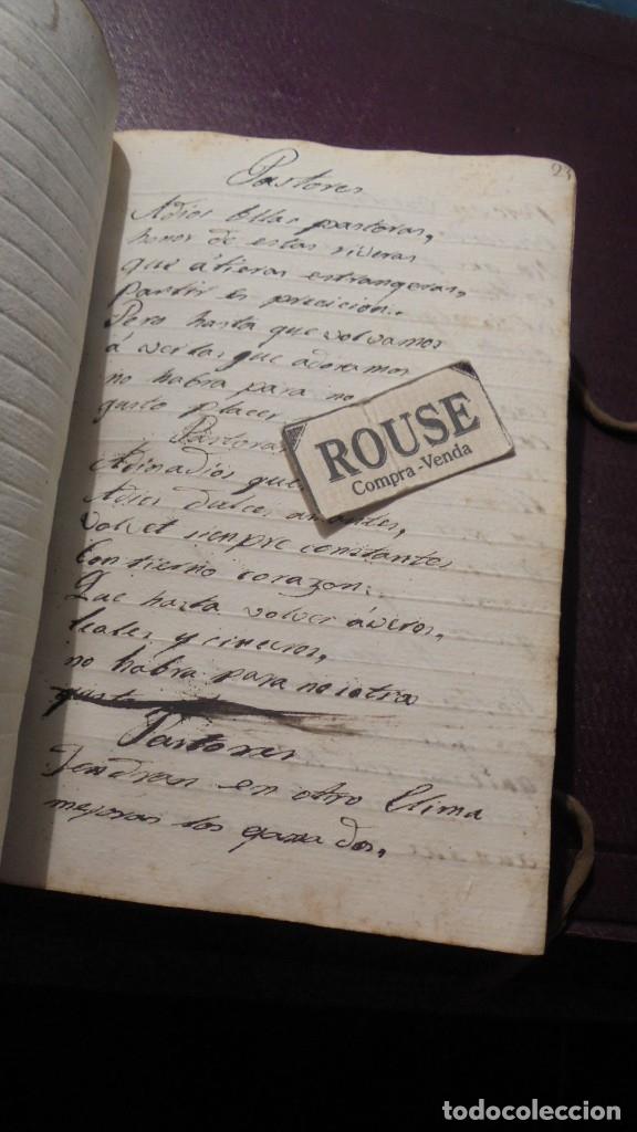 Manuscritos antiguos: ANTIGUO LIBRO MANUSCRITO , MEMORIAS REMEYS ....... 170 PAG. PRINCIPIO S. XIX AÑOTACIONES DE 1810 - - Foto 2 - 182158576