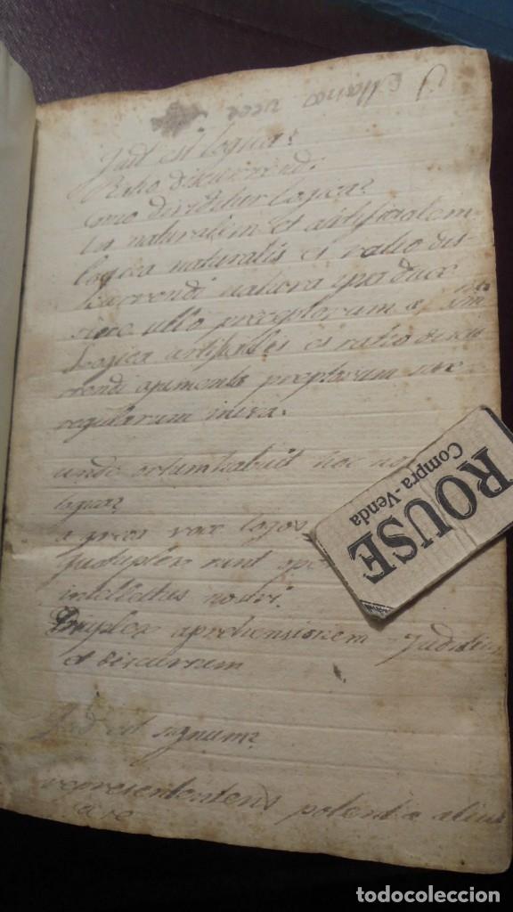 Manuscritos antiguos: ANTIGUO LIBRO MANUSCRITO , MEMORIAS REMEYS ....... 170 PAG. PRINCIPIO S. XIX AÑOTACIONES DE 1810 - - Foto 14 - 182158576