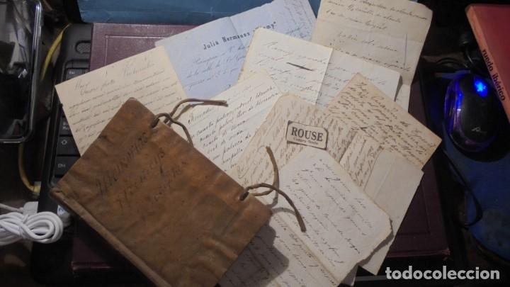 Manuscritos antiguos: ANTIGUO LIBRO MANUSCRITO , MEMORIAS REMEYS ....... 170 PAG. PRINCIPIO S. XIX AÑOTACIONES DE 1810 - - Foto 15 - 182158576
