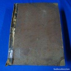 Manuscritos antiguos: LIBRO MANUSCRITO S.XIX.TEORIA DE LOS TEJIDOS.OBRA EXCEPCIONAL DE AÑOS DE TRABAJO.. Lote 182331086