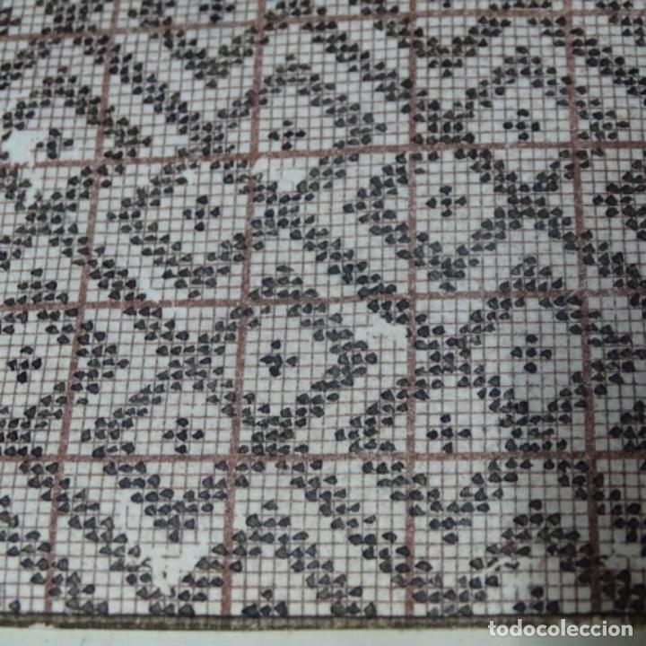 Manuscritos antiguos: Libro Manuscrito s.xix.teoria de los tejidos.obra excepcional de años de trabajo. - Foto 11 - 182331086