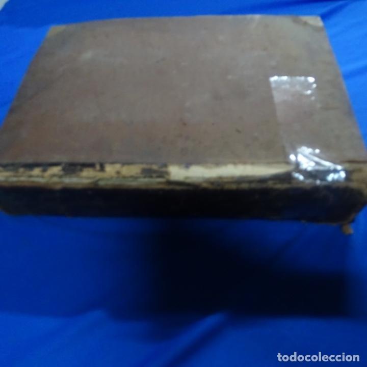 Manuscritos antiguos: Libro Manuscrito s.xix.teoria de los tejidos.obra excepcional de años de trabajo. - Foto 48 - 182331086