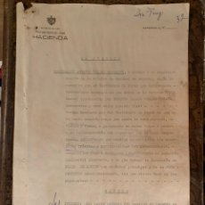 Manuscritos antiguos: ORIGINAL DOCUMENT SIGNED BY ERNESTO CHE GUEVARA PLUS PHOTO 1963 LA HABANA. Lote 185990565