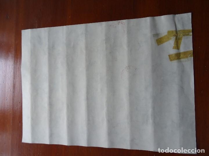 Manuscritos antiguos: Theodore IX Lascaris Comnene de Bizancio nombra Marqués de Selinonte de Isauria, 1991 - Foto 3 - 187512173