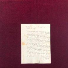 Manuscritos antiguos: CERTIFICADO DE UN CAPITÁN DE INFANTERÍA ESPAÑOLA SOBRE LOS SERVICIOS DE UN SOLDADO. NÁPOLES 1641. Lote 190117117