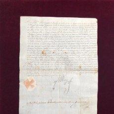Manuscritos antiguos: TÍTULO DE MAESTRE DE CAMPO POR FELIPE IV. 1645. FIRMA Y SELLO DEL REY. Lote 190117312