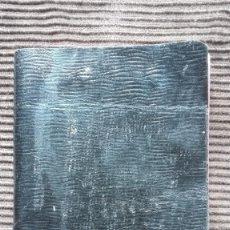 Manuscritos antiguos: AGENDA DE APUNTES DE QUÍMICA DÉCADA DE LOS 50 MÁS O MENOS. Lote 191260737