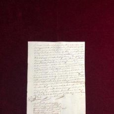 Manuscritos antiguos: CERTIFICADO DEL CONTADOR DEL EJÉRCITO DE CATALUÑA SOBRE LOS SERVICIOS DE UN SOLDADO. BARCELONA 1675. Lote 192371466