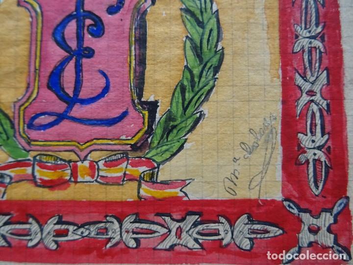 Manuscritos antiguos: Taquigrafía, Método taquigráfico - Foto 5 - 192914181