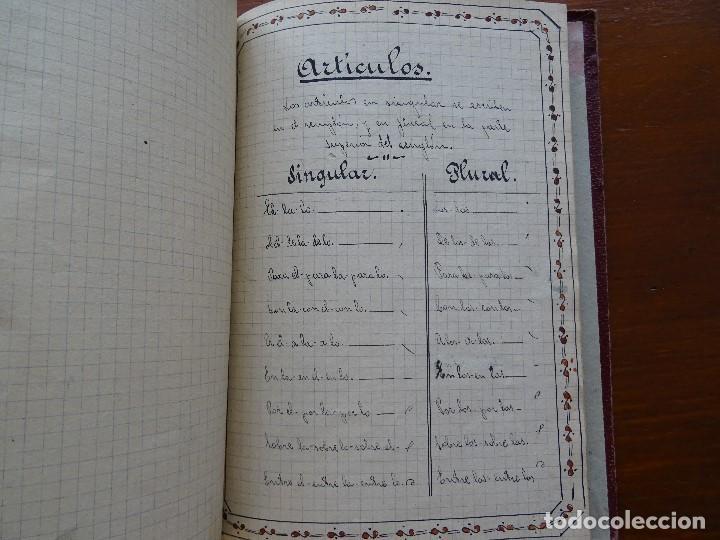 Manuscritos antiguos: Taquigrafía, Método taquigráfico - Foto 10 - 192914181